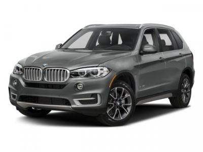 2018 BMW X5 sDrive35i (Dark Graphite Metallic)