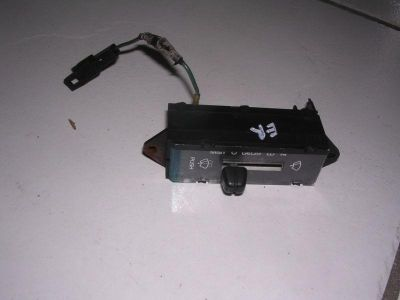 Find 1984-1989 Corvette Windshield Wiper Switch, ORIGINAL GM motorcycle in Stuart, Florida, US, for US $124.99