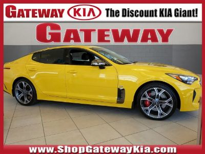 2018 Kia Stinger GT (Sunset Yellow)
