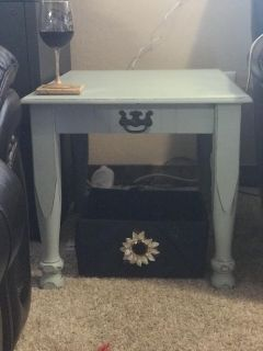 Matching side/end tables
