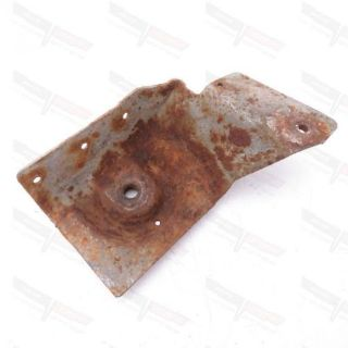 Buy Corvette Original Driver Side LH Outer Seat Belt Anchor Reinforcement Plate 1975 motorcycle in Livermore, California, United States, for US $54.97