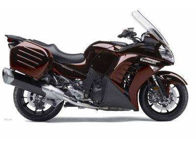 2012 Kawasaki Concours 14 ABS Sport Touring Motorcycles Ontario, CA