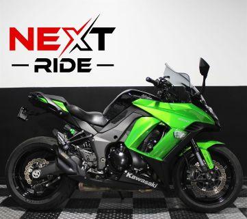 2015 Kawasaki Ninja 1000 ABS (Green)