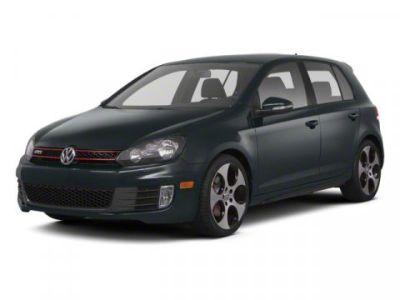 2011 Volkswagen GTI Base (Black)