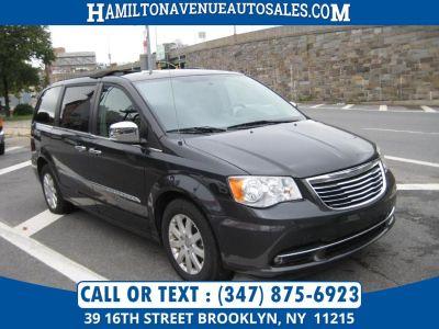 2012 Chrysler Town & Country Touring-L (Black)