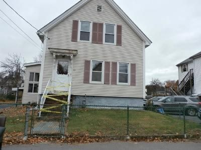 3 Bed 1 Bath Foreclosure Property in Taunton, MA 02780 - Cottage St