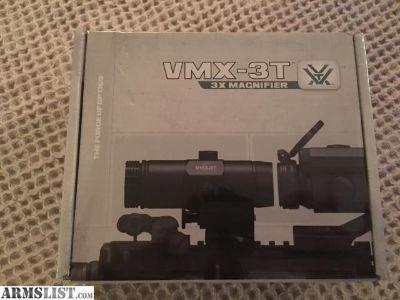 For Sale: Vortex VMX-3T 3x Magnifier
