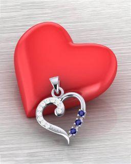 Valentine's Gift Idea, Buy Valentine's Jewelry Gift for Her Online | Voylla