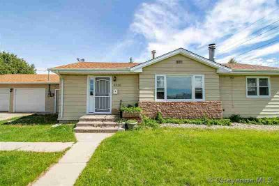 3320 Charles St CHEYENNE Five BR, Spacious ranch style home