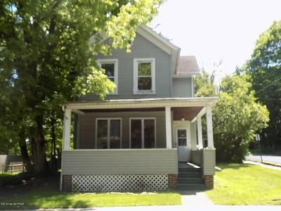 3 Bed 1 Bath Foreclosure Property in Delaware Water Gap, PA 18327 - Main St