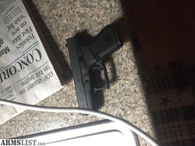 For Trade: Nib Glock 42