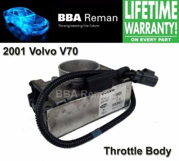 Buy 2001 Volvo V70 Magneti Marelli Throttle Body Repair Service Throttlebody 01 V 70 motorcycle in Taunton, Massachusetts, United States