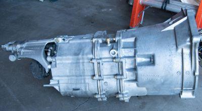 BMW E46 SMG transmission