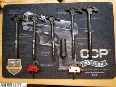 For Sale: BCM Gunfighter Charging Handles