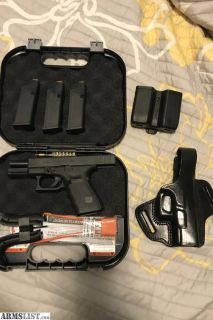For Sale: G19 gen 4 bundle