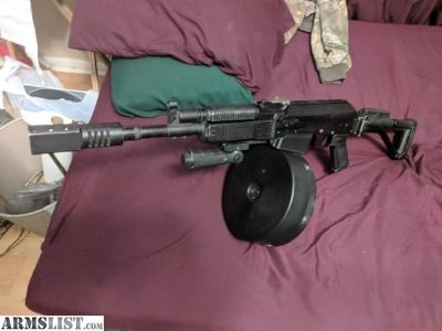 For Sale: Vepr 12 custom K