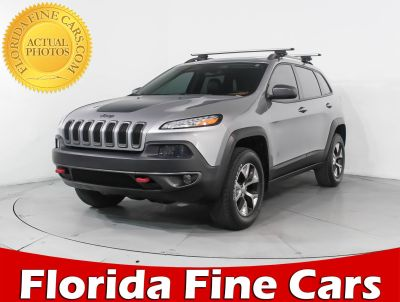 2014 Jeep Cherokee Trailhawk (GRAY)