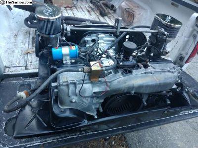Porsche 914 2056 engine.