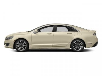 2018 Lincoln MKZ Reserve (Ivory Pearl Metallic)