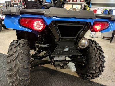 2018 Polaris Sportsman 450 H.O. Utility ATVs Bemidji, MN