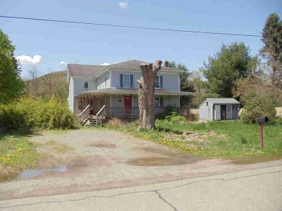 342 Wilawana Road SAYRE, large Four BR home in need of