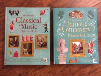 Usborne Classical Music and Famous Composers