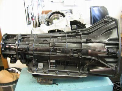 Purchase FORD E4OD REBUILT AUTOMATIC TRANSMISSION (460 CU. IN. ENGINE) 1991-1998 #1987 motorcycle in Denver, Colorado, US, for US $1,475.00