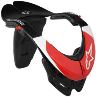 Buy Alpinestars Carbon Bionic Neck Support (SMALL) 6500011-123-S 2707-0080 motorcycle in Loudon, Tennessee, US, for US $399.95