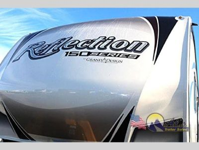 New 2018 Grand Design Reflection 150 Series 220RK
