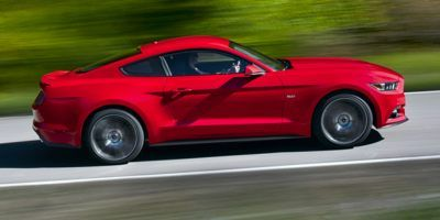 2016 Ford Mustang Fastback EcoBoost (Red)