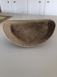 Large Olive Green Sunglasses Case (looks brown in the picture.