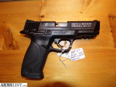 For Sale: M&P 22