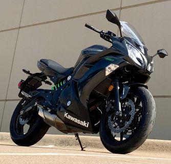2016 Kawasaki Ninja 650 ABS Sport Plano, TX