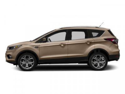 2018 Ford Escape Titanium (White Gold Metallic)