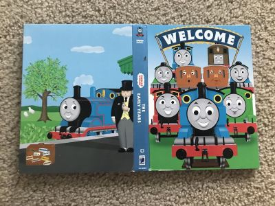 Thomas and Friends The Early Years DVD Set