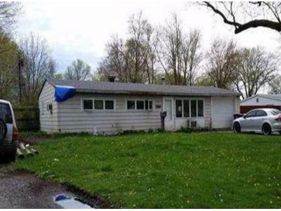 3 Bed 1 Bath Foreclosure Property in Fort Wayne, IN 46809 - Belle Vista Blvd