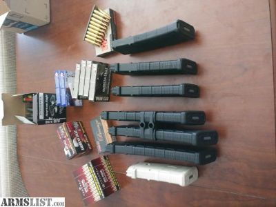 For Sale: Magazines and ammo