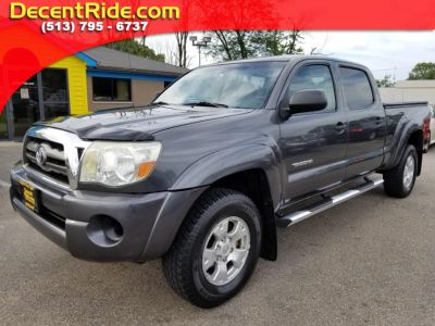 2009 Toyota Tacoma V6 (Magnetic Gray Metallic)