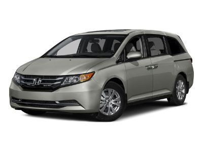 2015 Honda Odyssey EX-L w/DVD (Crystal Black Pearl)