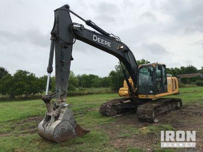 2012 (unverified) John Deere 200DLC Track Excavator