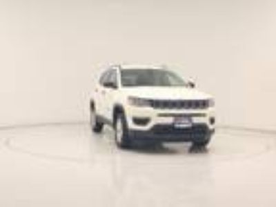 2017 Jeep Compass All-New Sport