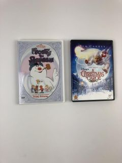Christmas DVDs $1 each
