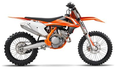 2018 KTM 350 SX-F Motocross Motorcycles Lakeport, CA