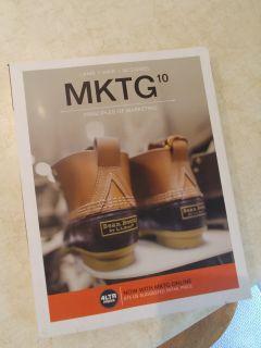 Marketing Textbook MSTC