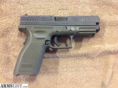 For Sale: Springfield S D 40