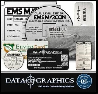 The Significance Of Equipment Labels - Data Graphics Inc