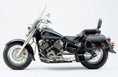 2002 Yamaha V Star Silverado Cruiser Motorcycles Belleville, MI