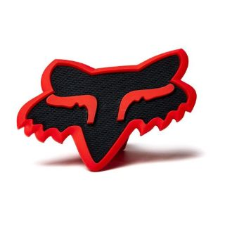 Find Fox Racing Fox Head Black/Red Motocross Racing Trailer Hitch Cover motorcycle in Manitowoc, Wisconsin, United States, for US $24.95