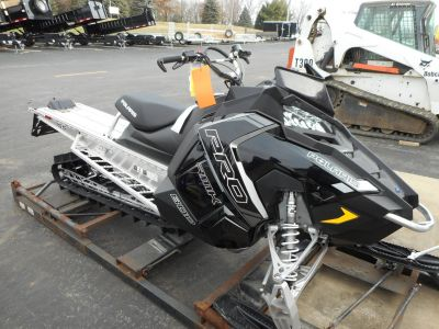 2018 Polaris 800 PRO-RMK 155 ES Snowmobile Mountain Belvidere, IL