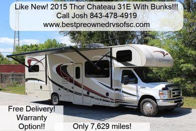 2015 Thor Motor Coach Chateau 31E